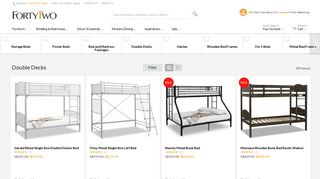 FortyTwo Bunk Beds