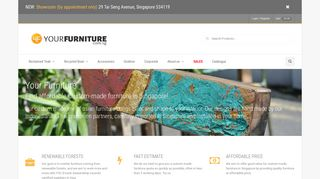 Your Furniture