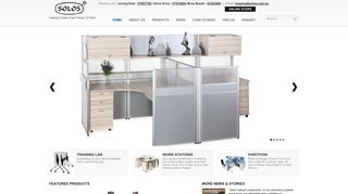 Solos Office Furniture