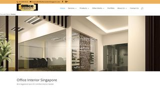 Office Renovation Singapore