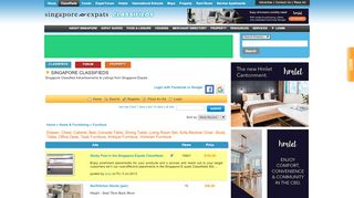 Singapore Expats Classifieds