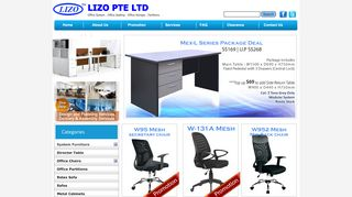 Lizo Office Furniture