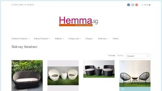 Hemma Balcony Furniture